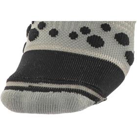Compressport Racing V2 Trail High Socks grey/black